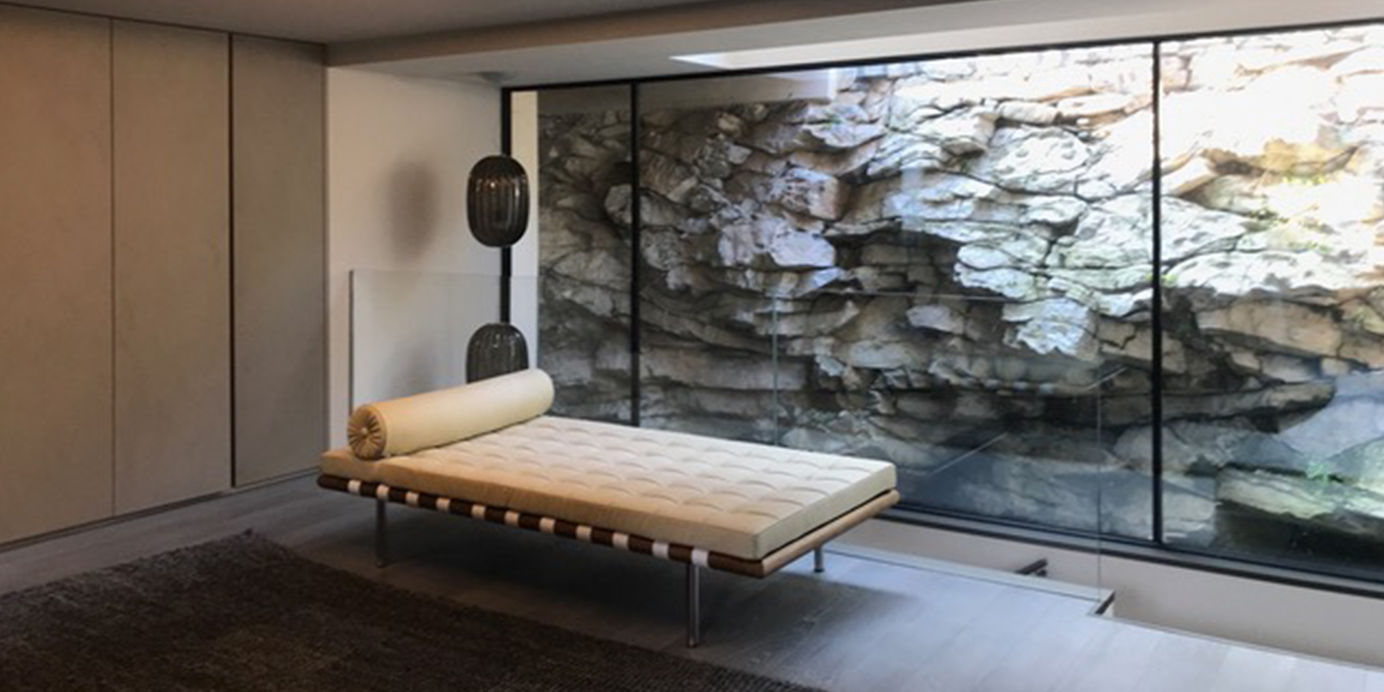 Contemporary Barcelona Day Bed