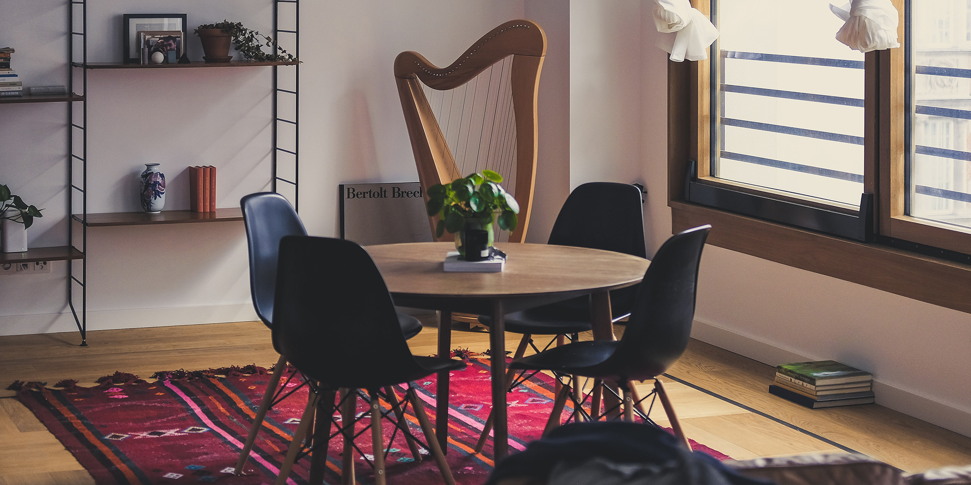 Dining Room Featuring DSW Chairs
