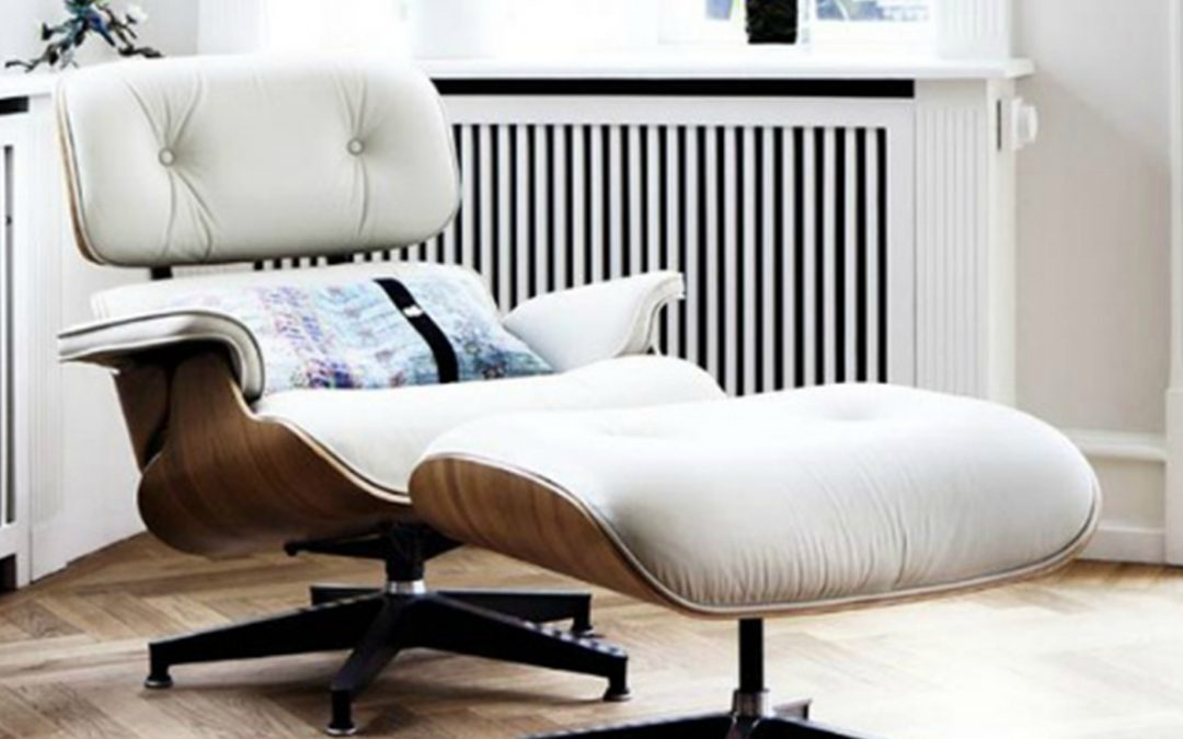 Eames inspired Lounge Chair