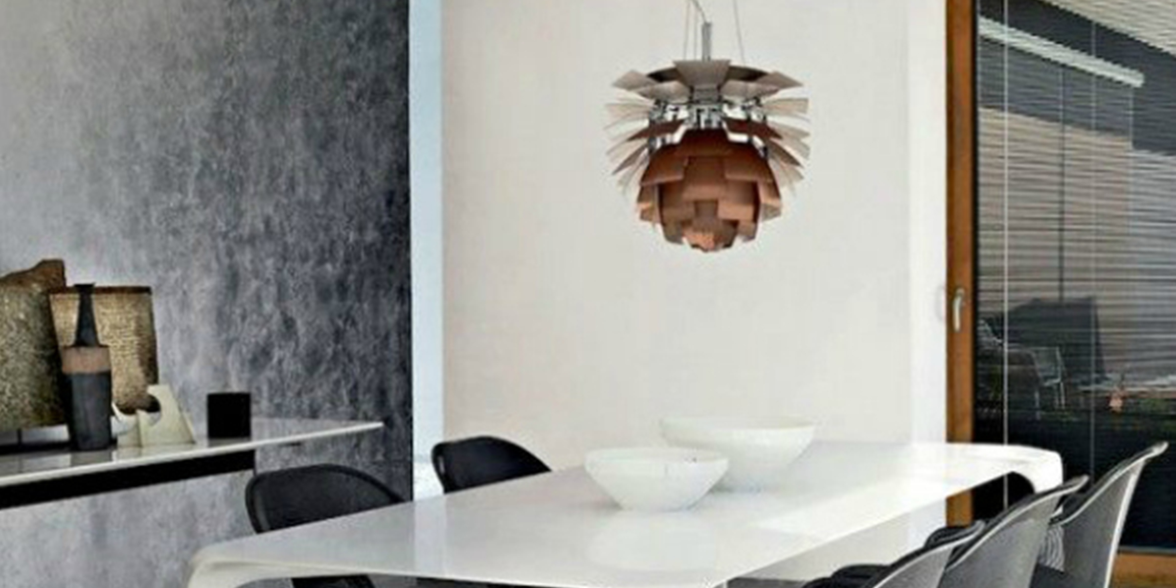 Henningsen Artichoke Lamp