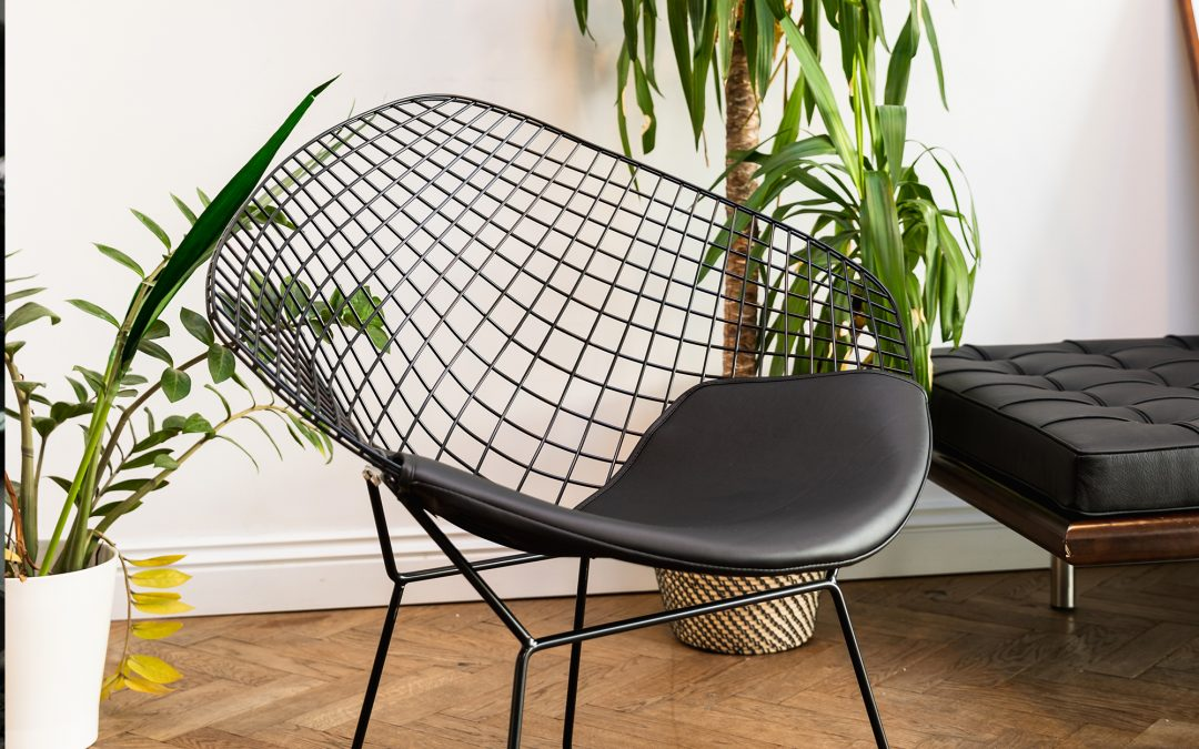 Getting wired with Harry Bertoia