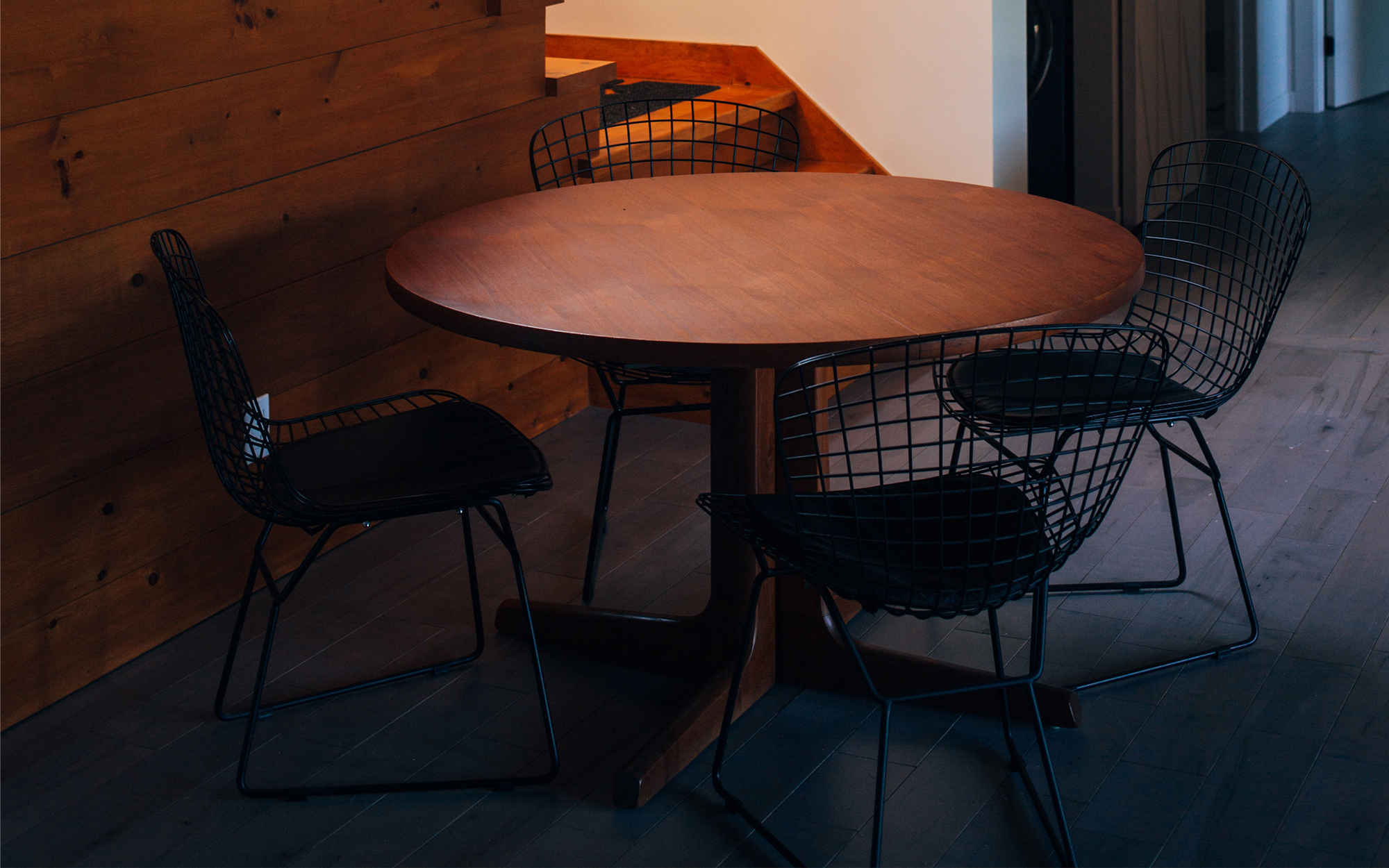 Harry Bertoia Side Chairs