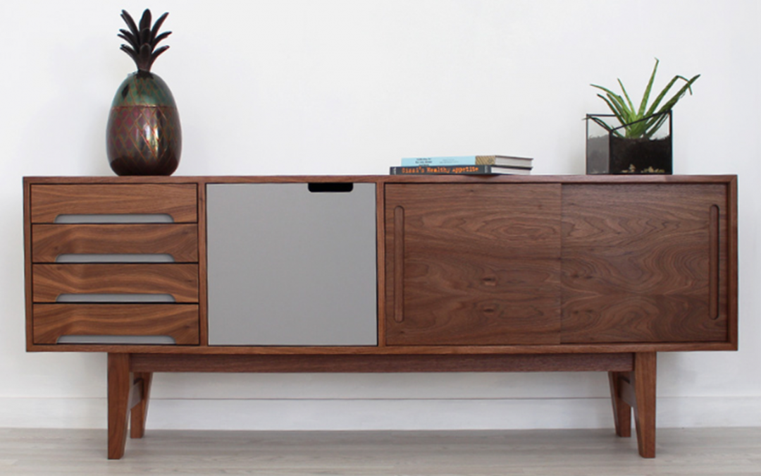 Your Guide to Mid-Century Sideboards