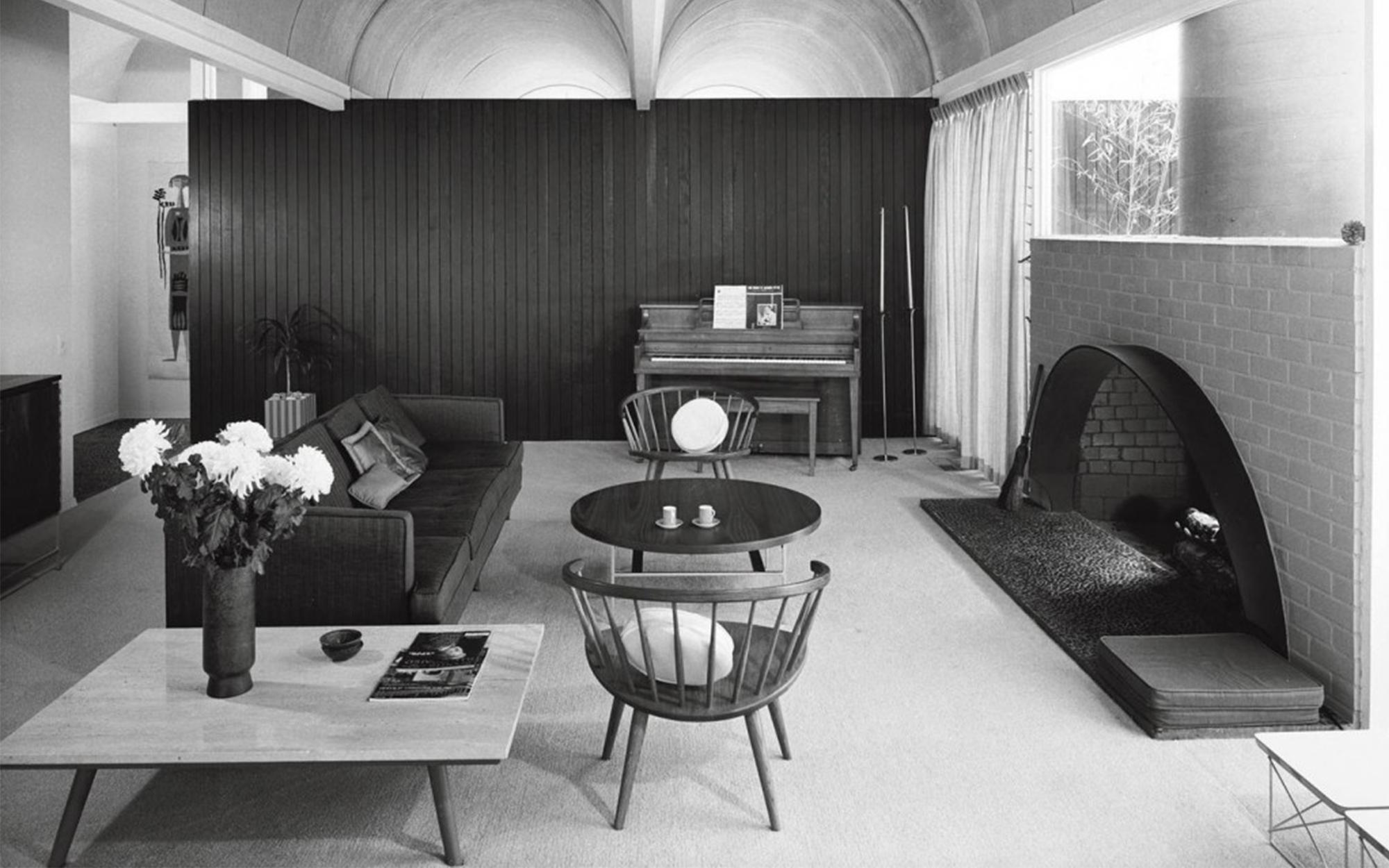 Inside Hidden Mid-Century Modern Mansions
