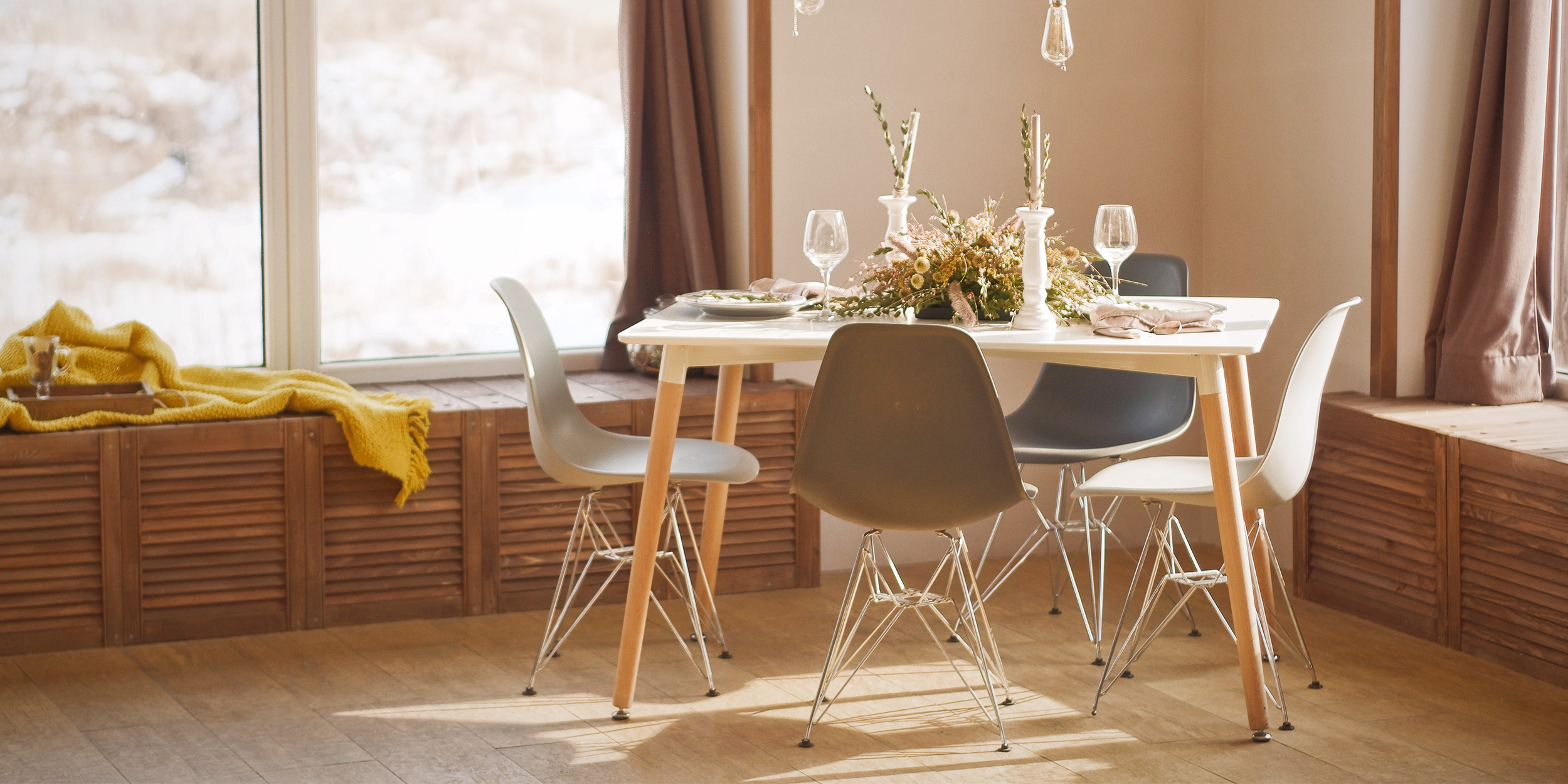 Eames DSR Chairs
