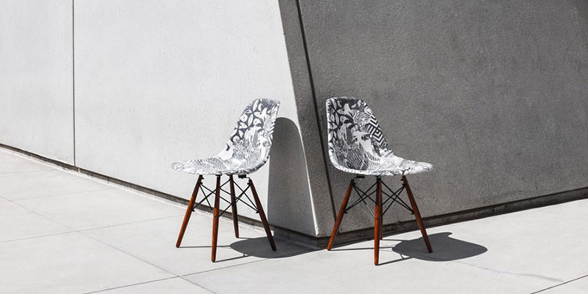 Eames Chair Artowrk