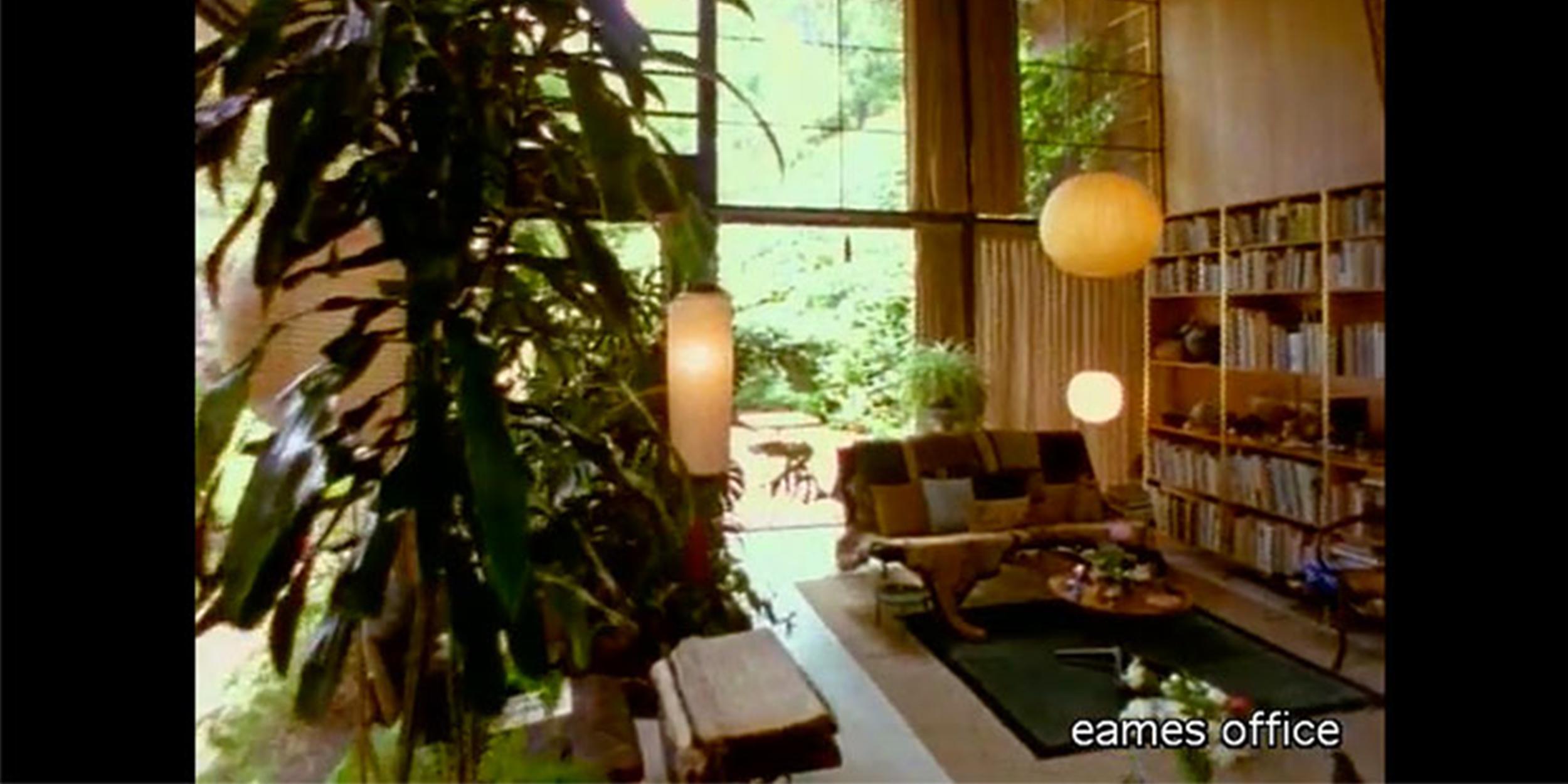 Eames House Walkthrough Video