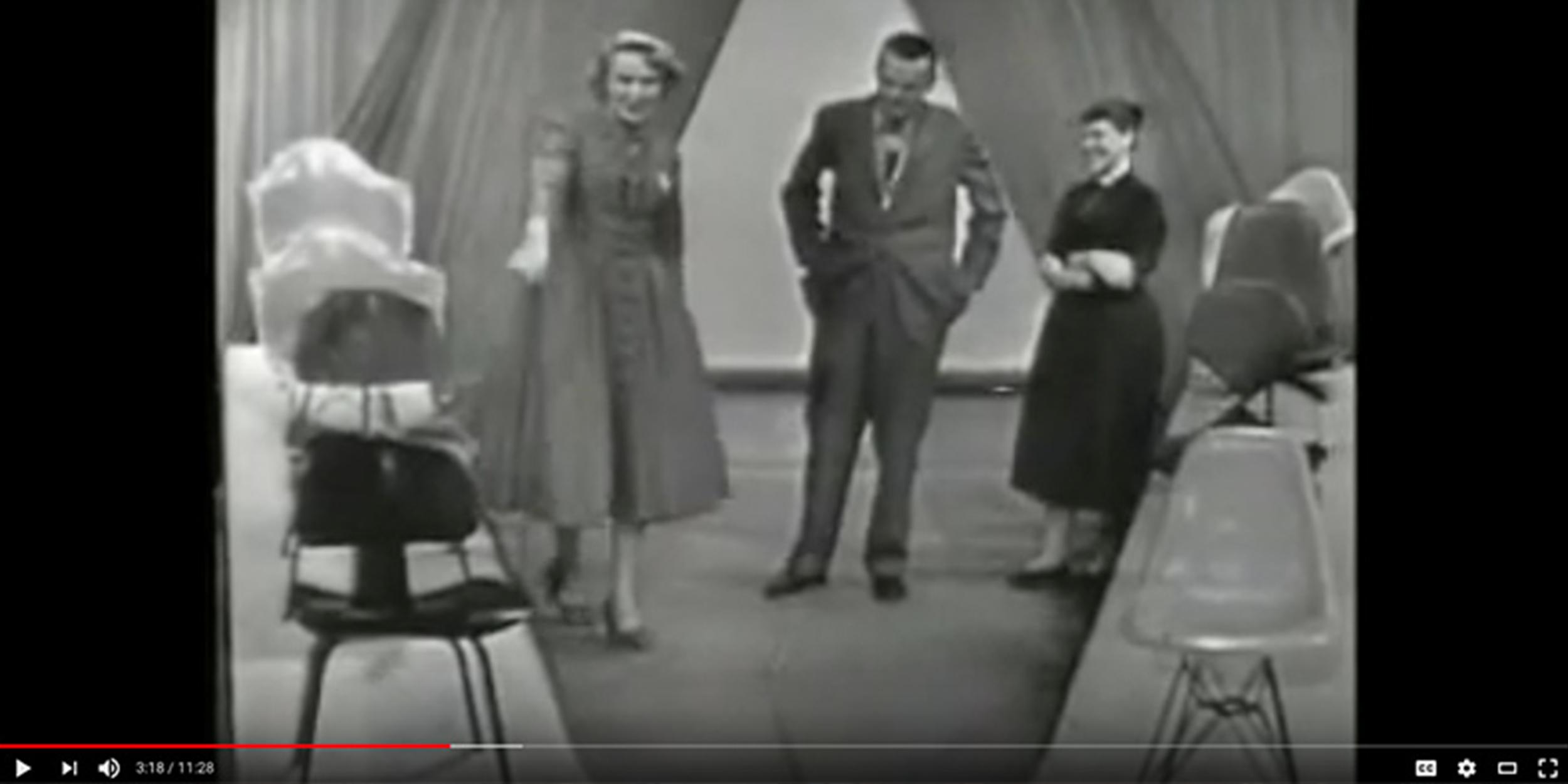 America Meets Eames Video