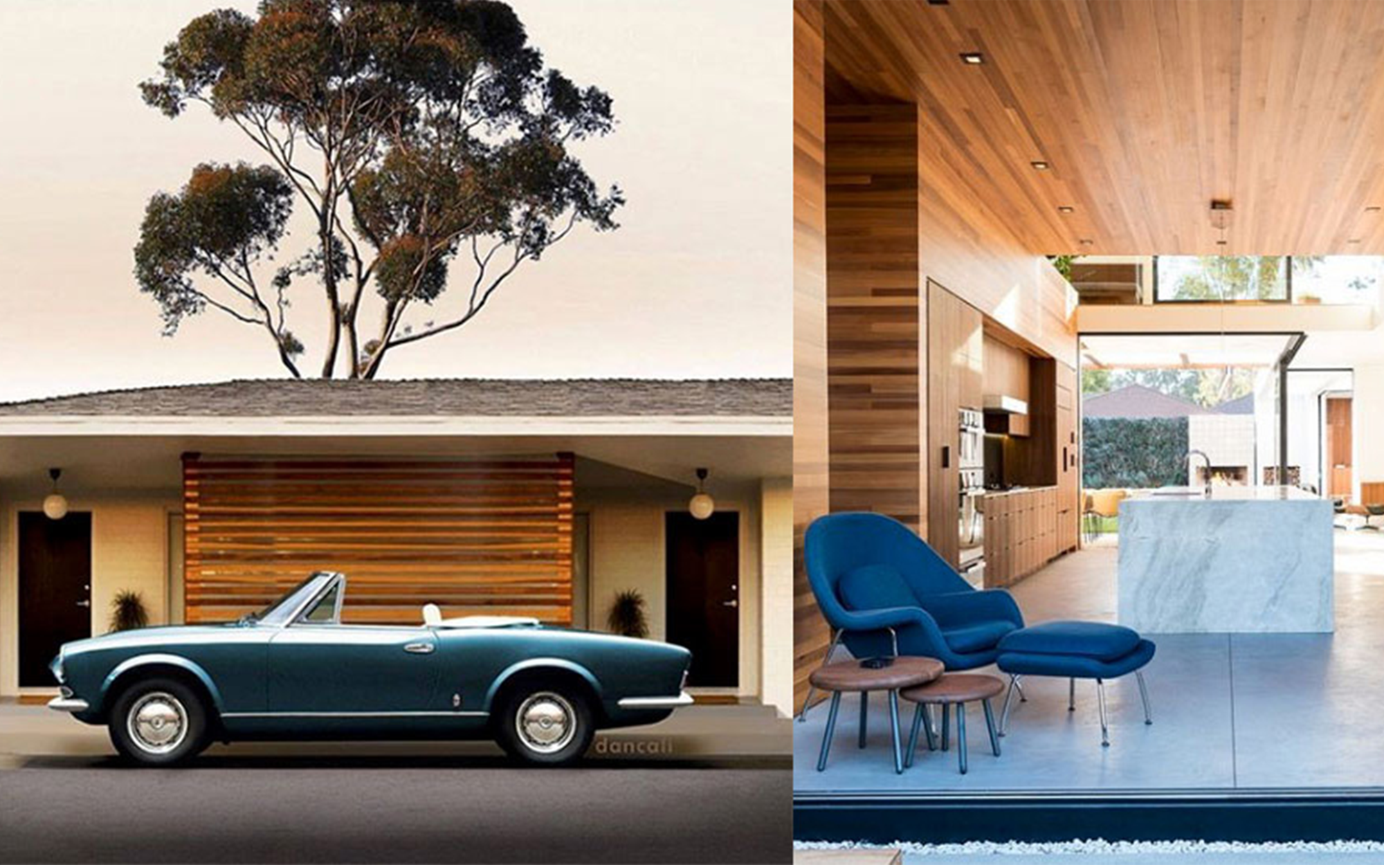 Mid-Century Images from @midcenturyhome