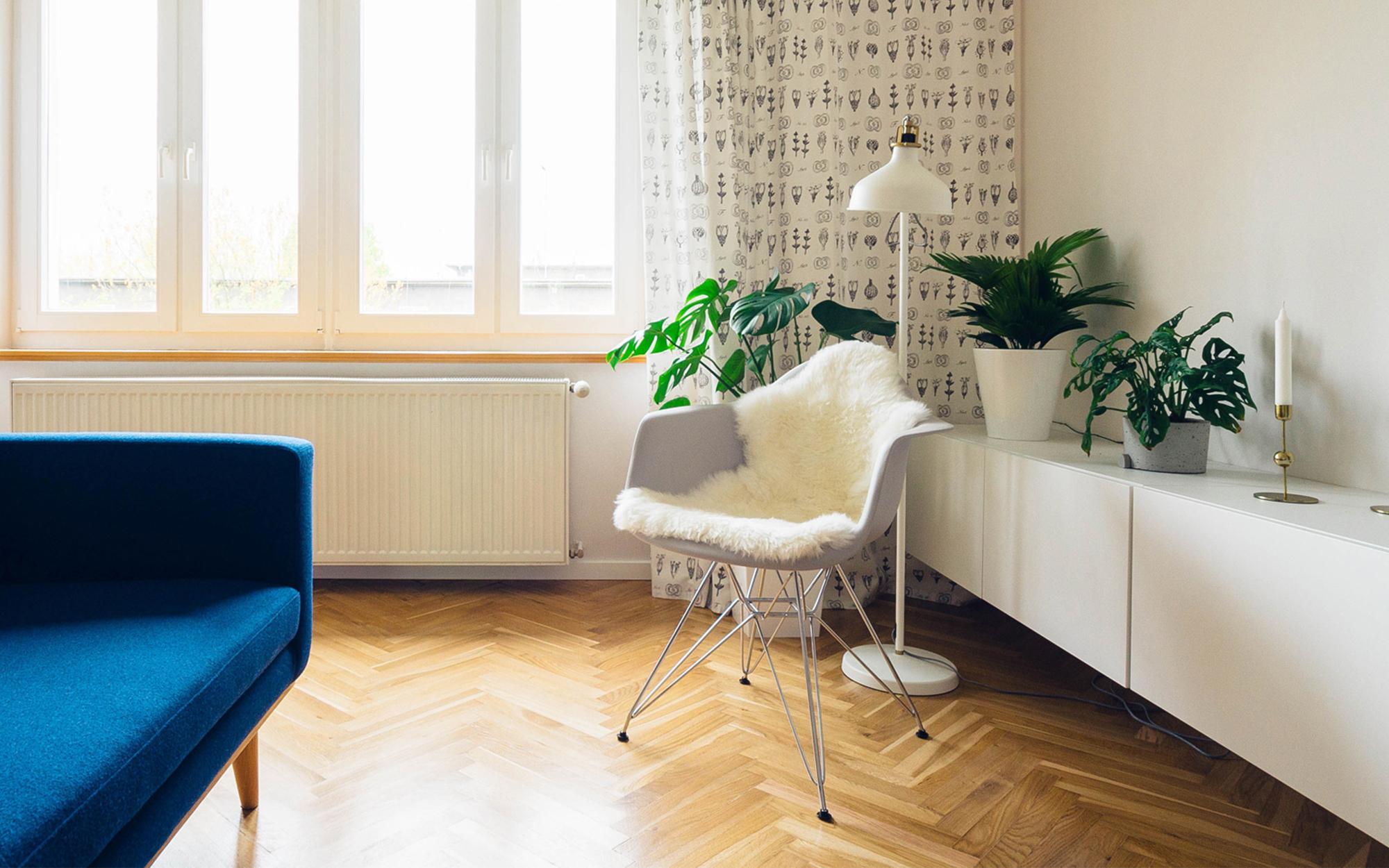 Grey Eames DAR Chair