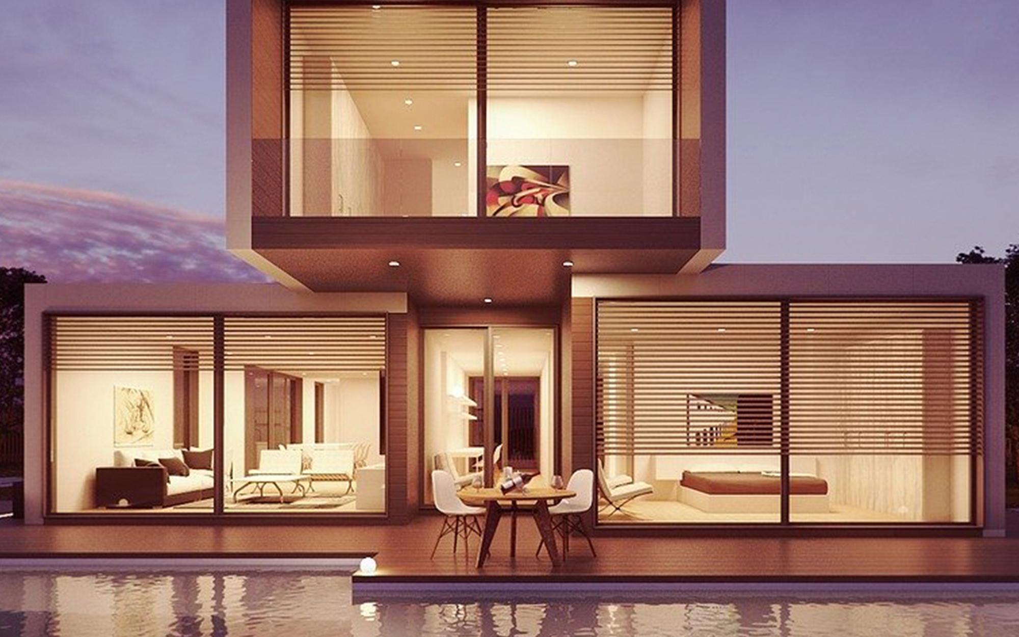 Interior Inspired By Minimalism Design Movement