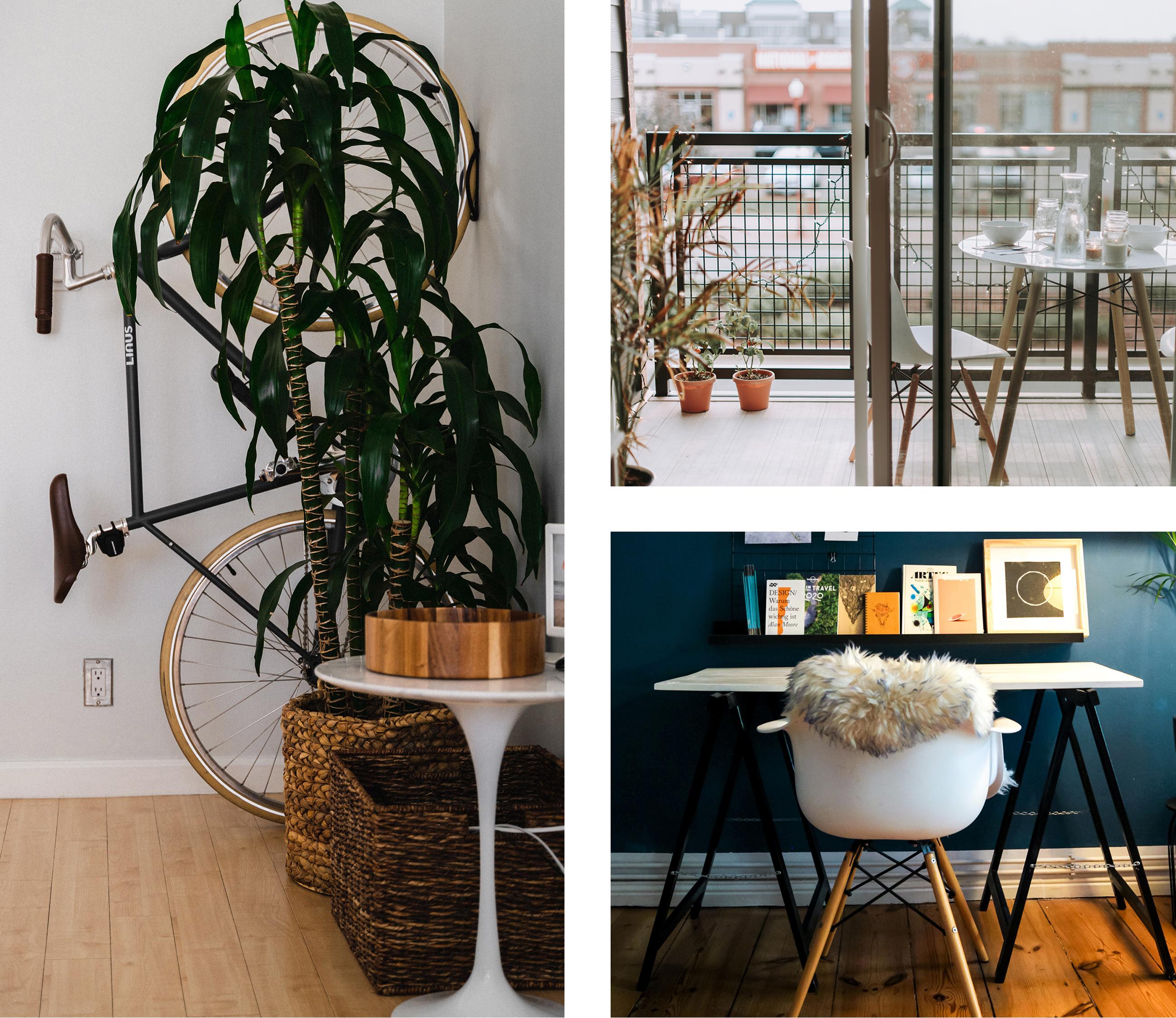 Home Interior Designs Featuring Mid-Century Furniture