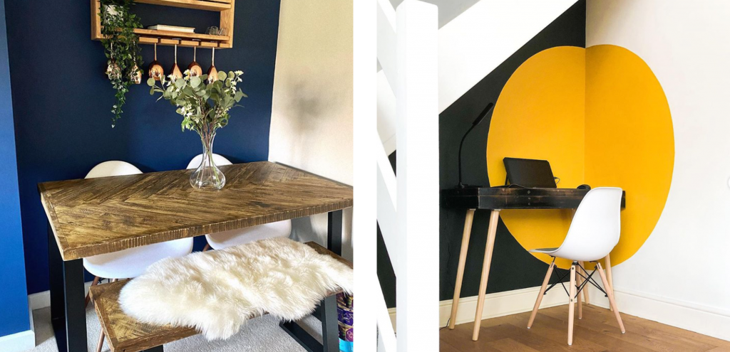 Customer Images Featuring our Eames Style Eiffel Chairs