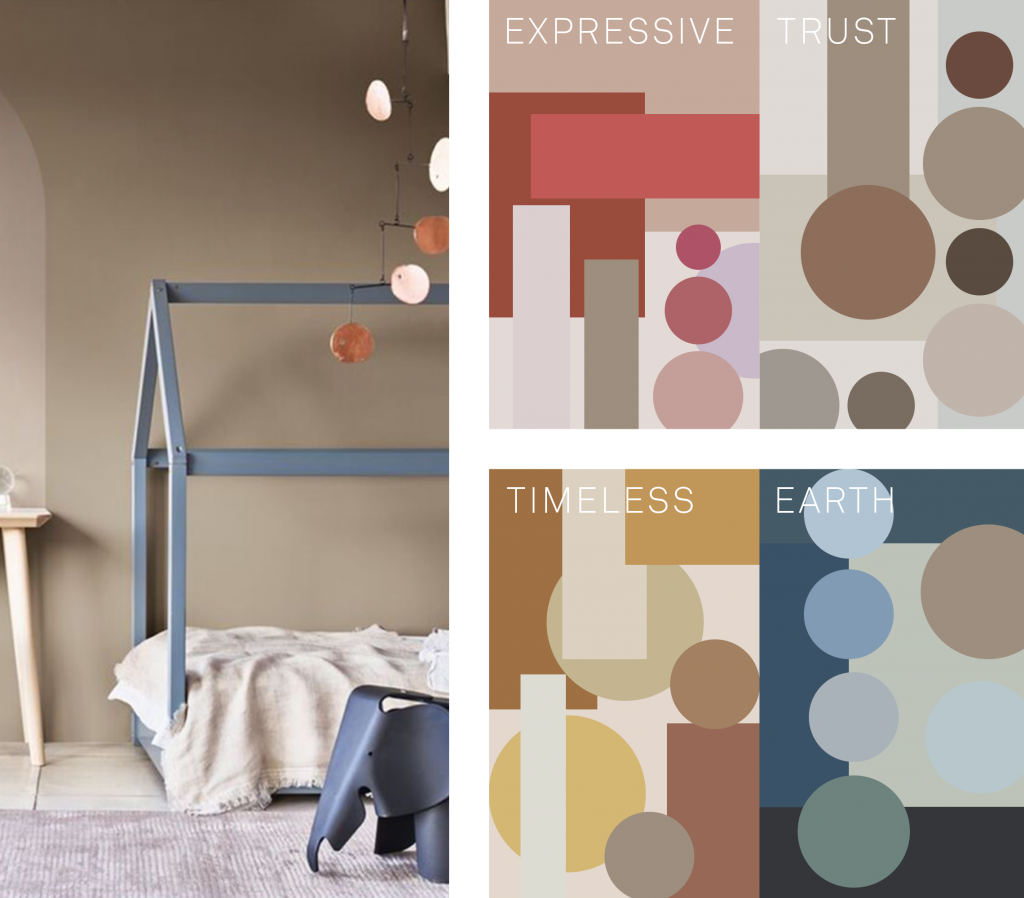 Dulux Colour Of The Year Palettes