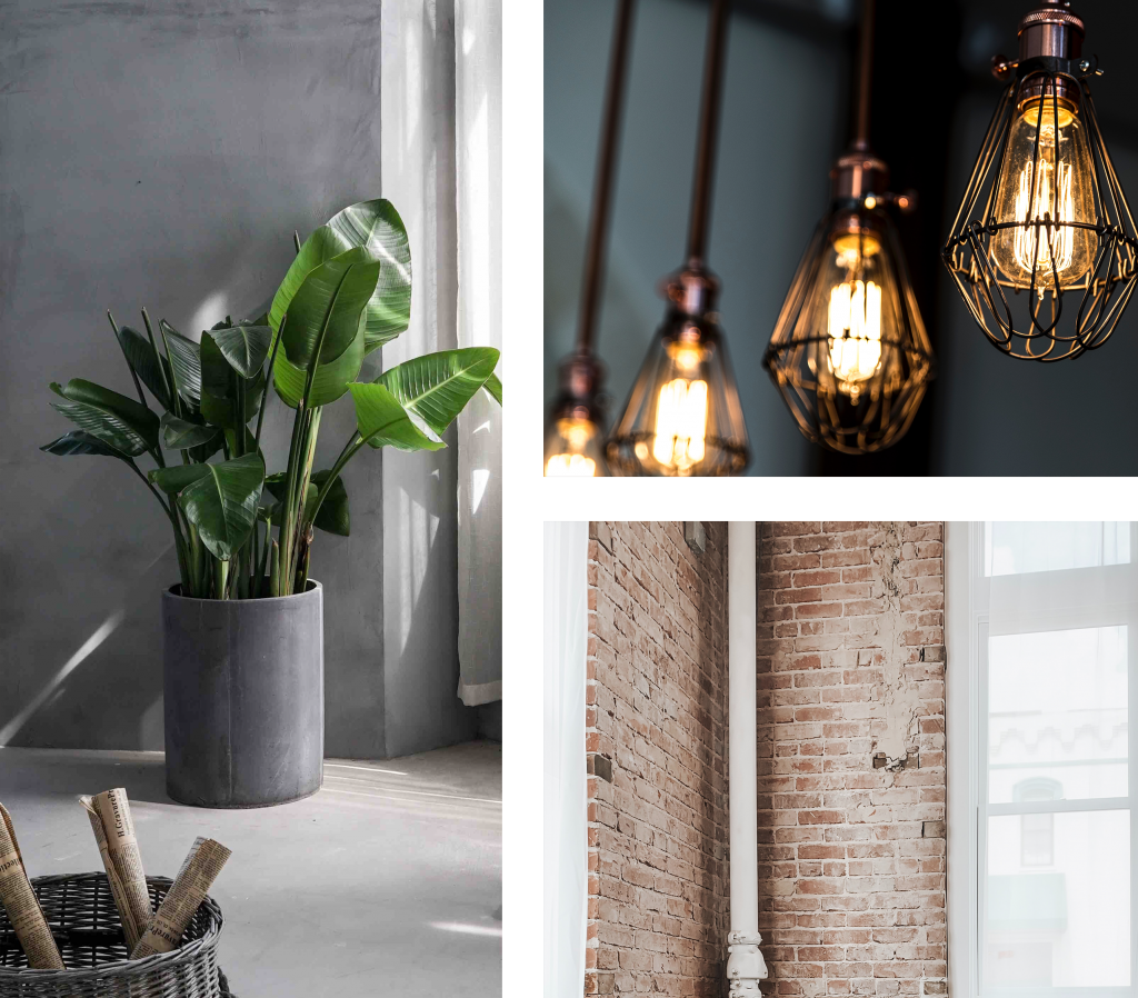 Industrial Home Decor Elements
