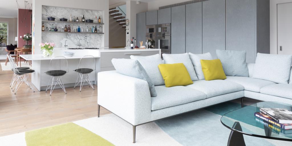 Mid-Century Modern Inspired Home Interior