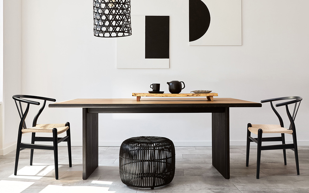 8 Ways to Style Our New Wishbone Chairs
