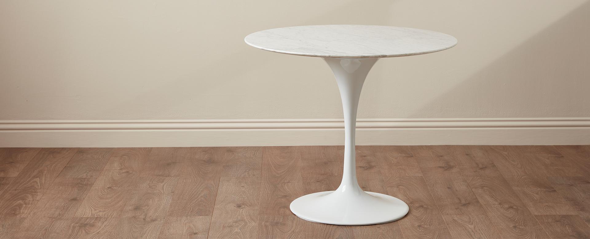 Saarinen Style Tulip Tables