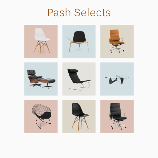 Pash selects