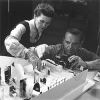 chalres and ray Eames